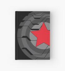 Winter Soldier Shield Hardcover Journal