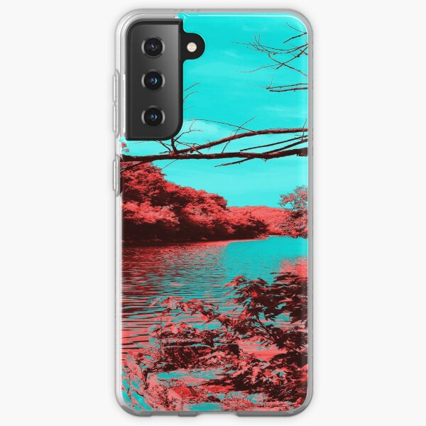 A Lake in Color Samsung Galaxy Soft Case