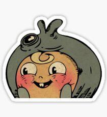 Marvelous Misadventures of Flapjack Sticker