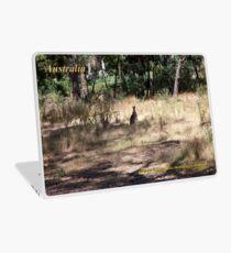 Kangaroos - Hanging Rock, Victoria Laptop Skin
