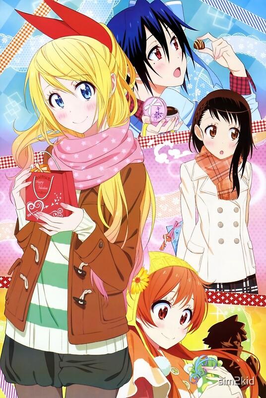 니세코이 OVA 4화 icon
