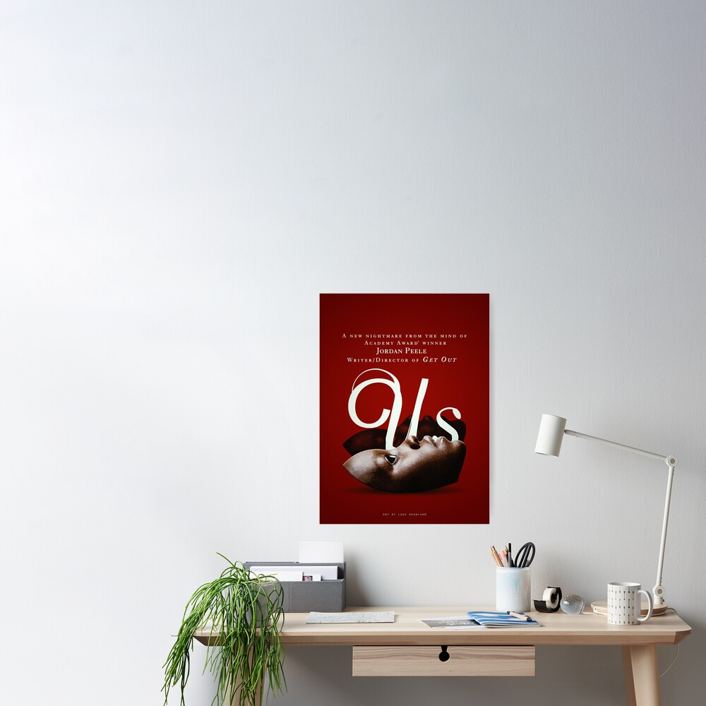 Us 2019 Movie Poster Poster