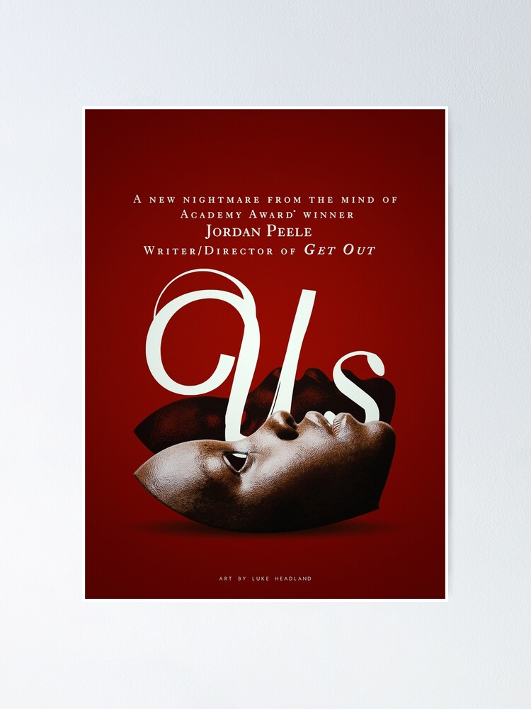 Alternate view of Us 2019 Movie Poster Poster