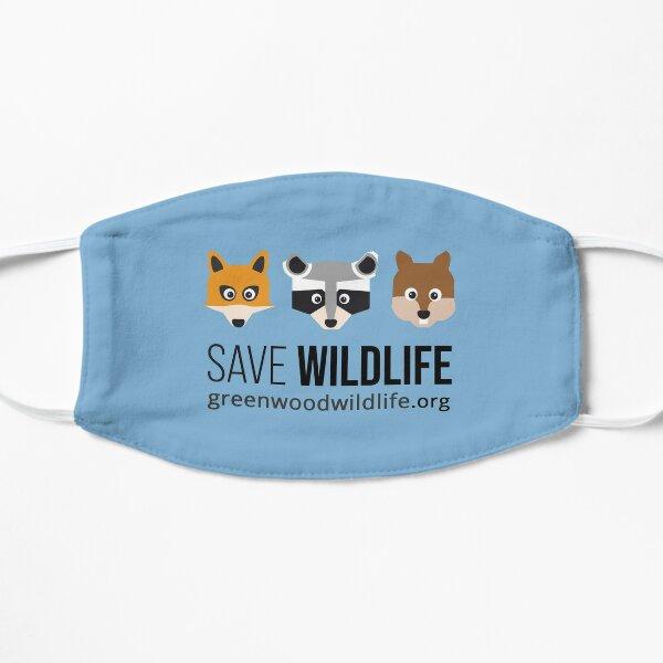 Save Wildlife with Greenwood Flat Mask