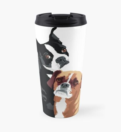Tuppence and Pepper Travel Mug