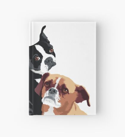 Tuppence and Pepper Hardcover Journal