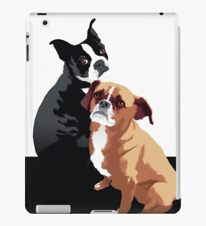 Tuppence and Pepper iPad Case/Skin