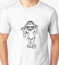 zombie funny creepy blood Unisex T-Shirt