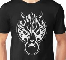 Final Fantasy Cloudy Wolf Unisex T-Shirt