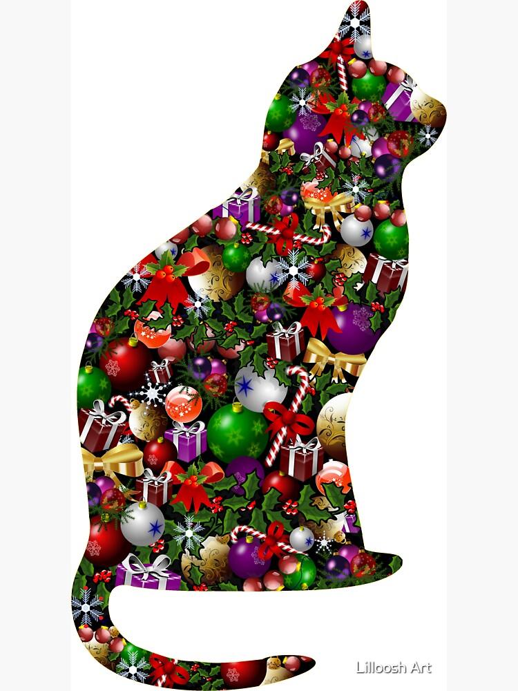 Christmas Cat by Avihaybi