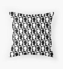 Ada Lovelace Pop Art Throw Pillow