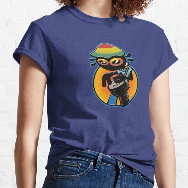 Rasta djembe Classic T-Shirt