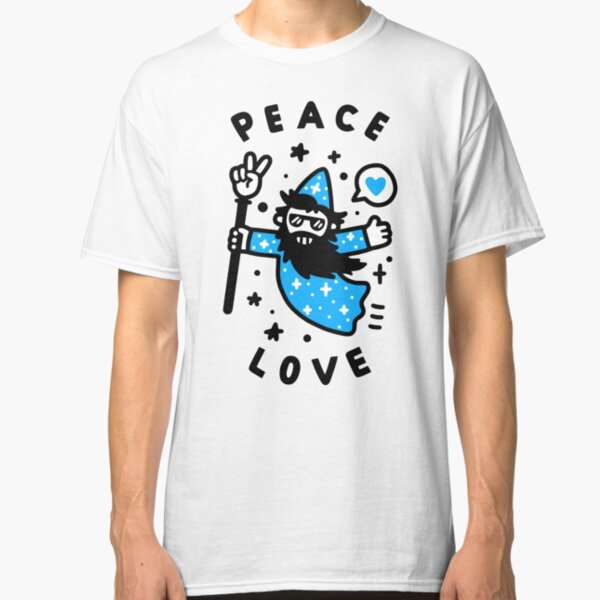 Coolest Wizard Classic T-Shirt