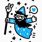 Coolest Wizard by obinsun