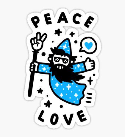Coolest Wizard Sticker
