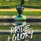 Pride + Glory Versailles Palace Gardens Paris France by Beverly Claire Kaiya