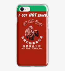 Formation Hot Sauce  iPhone Case/Skin