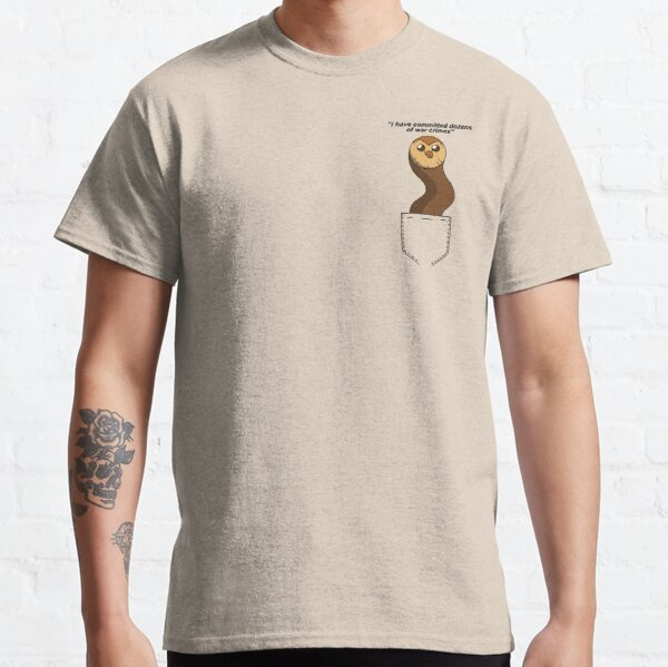 Hooty has committed war crimes Classic T-Shirt