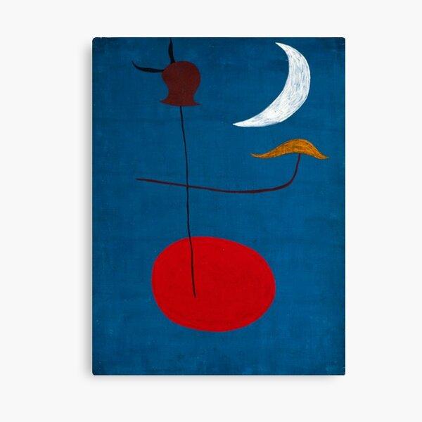 Joan Miro Impression sur toile