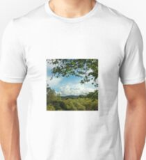 Mountains are Calling (Phoneography) Unisex T-Shirt