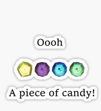 The best kind of Candy Sticker