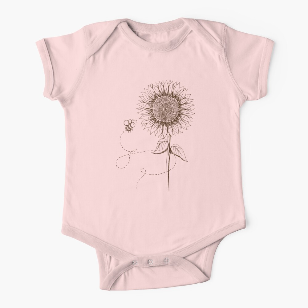Sunny Bee - two lof bees Baby One-Piece