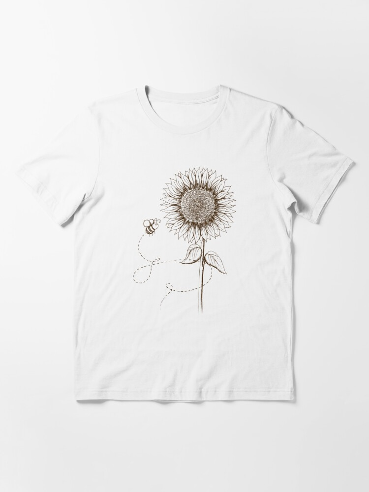 Alternate view of Sunny Bee - two lof bees Essential T-Shirt