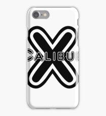 X-Calibur iPhone Case/Skin
