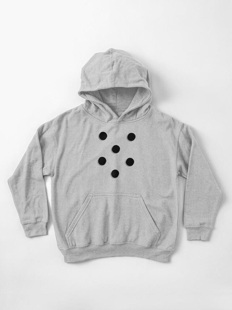 Fleece Pull Over Sweatshirt for Boys Girls Kids Youth Ladybug Unisex Toddler Hoodies