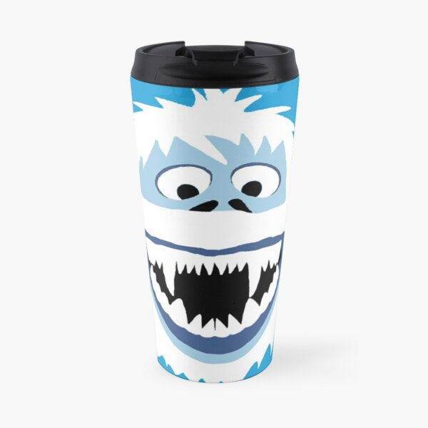 Bumble Face Travel Mug