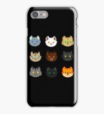 Thunderclan iPhone Case/Skin