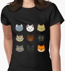 Thunderclan Women's Fitted T-Shirt