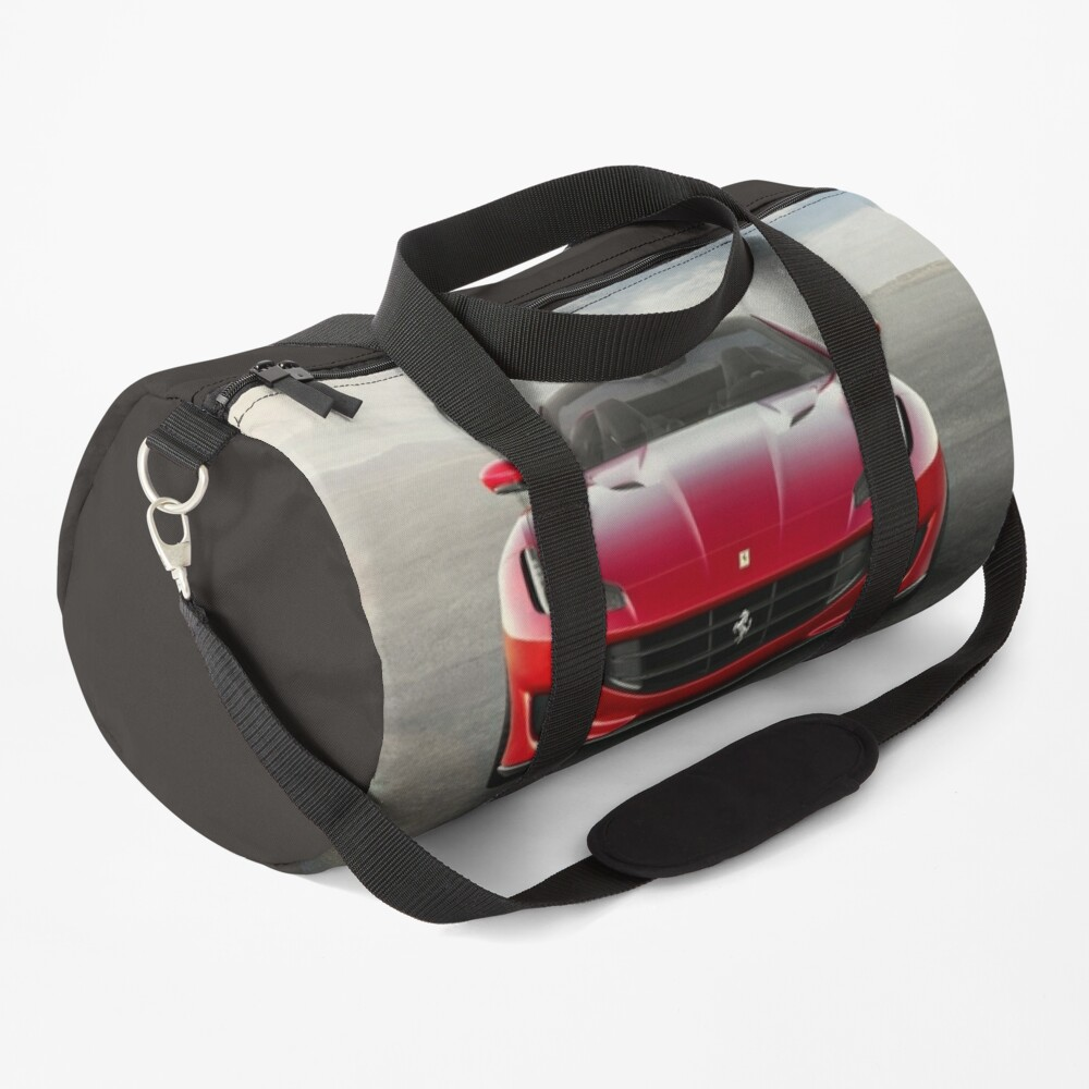 Ferrari 812 Superfast Duffle Bag