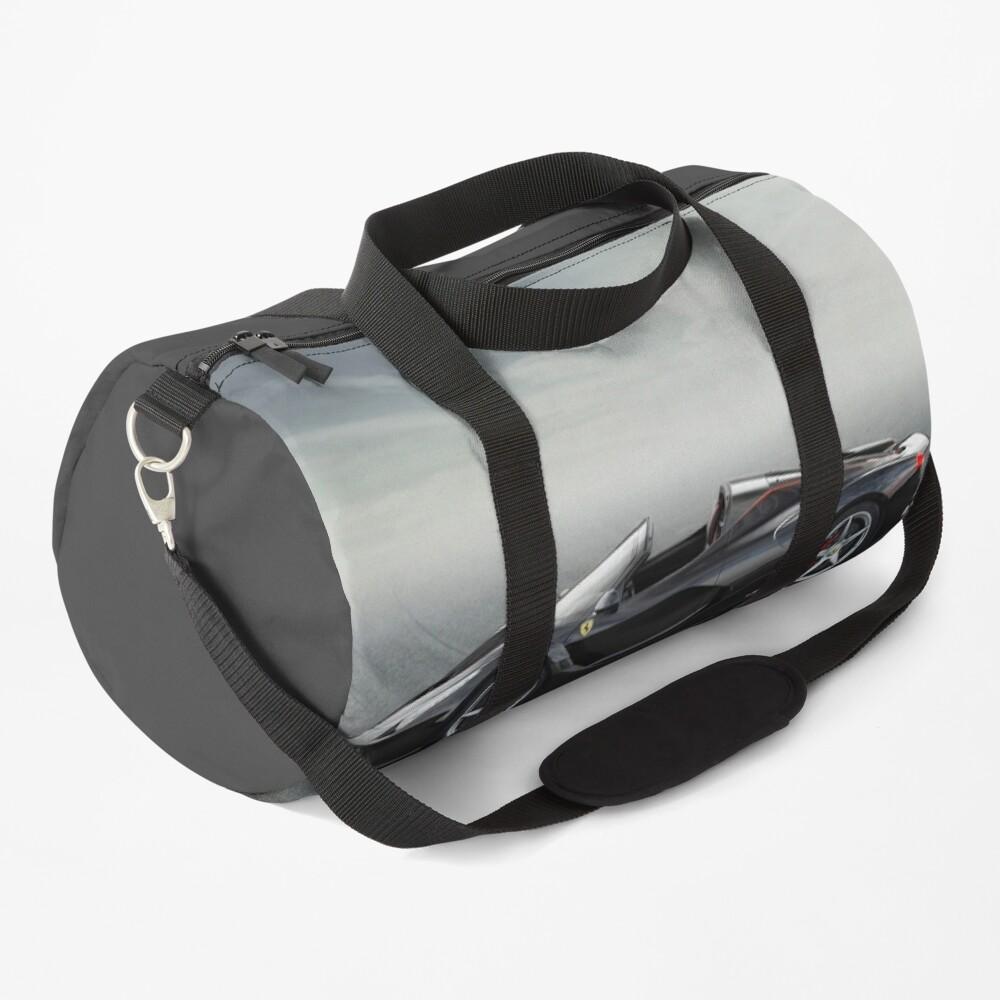 Ferrari LaFerrari Aperta convertible Duffle Bag