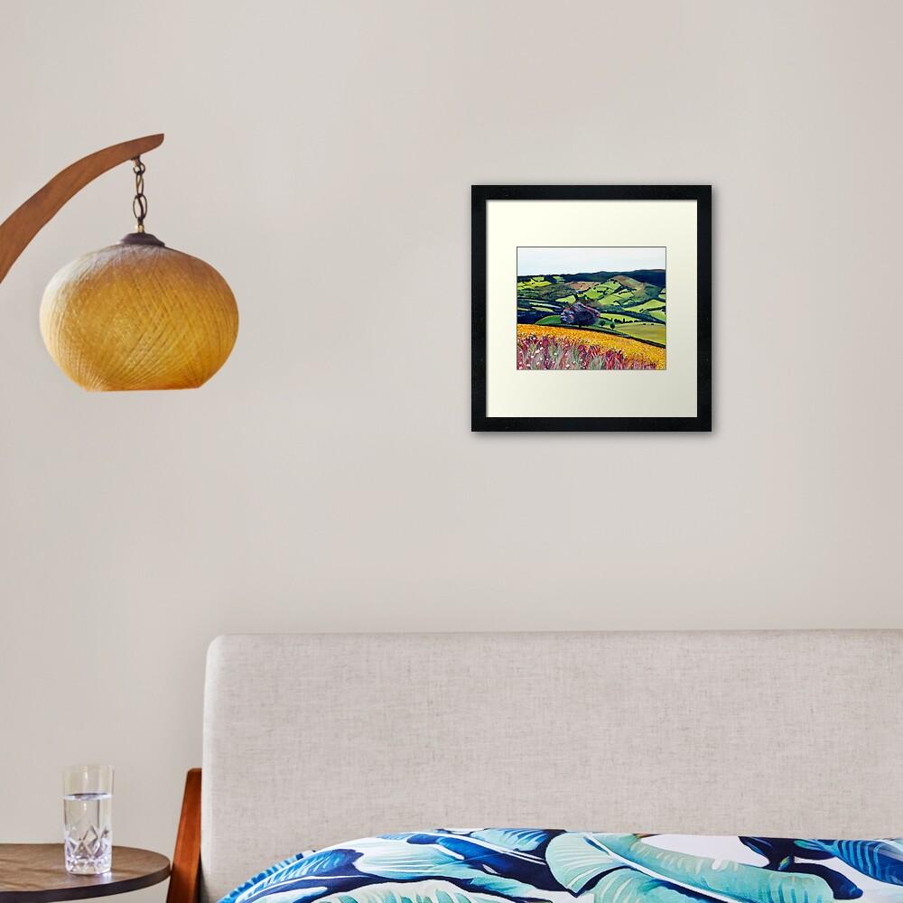 Machen and beyond Framed Art Print