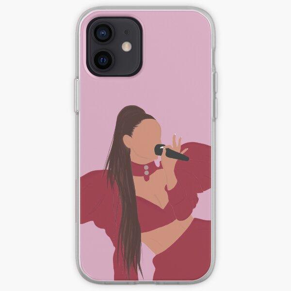 Ariana Funda blanda para iPhone