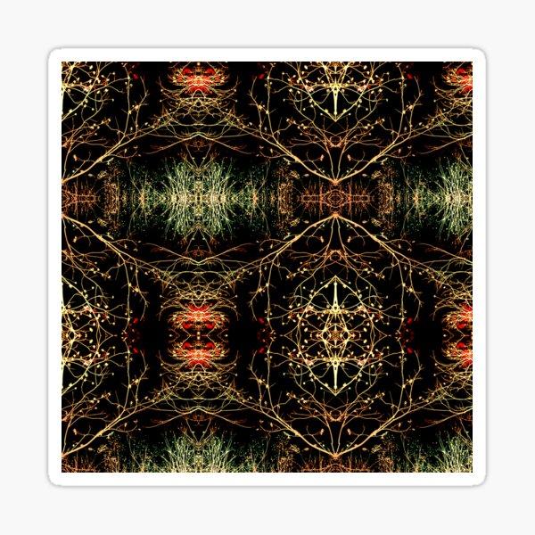 Dark Fairy Tale - Gilded - Macro Sticker