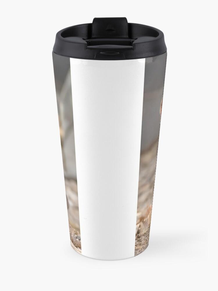 Alternate view of Prowling fossa Travel Mug