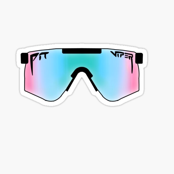 Pit Vipers Sticker