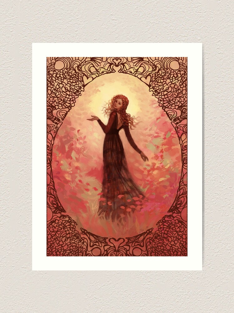Alternate view of I Put A Spell On You Art Print