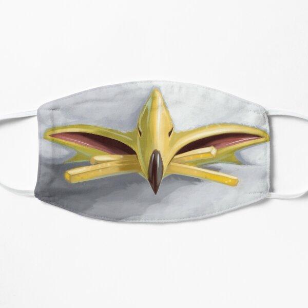 Gobbling Gull Seagull Face Mask Flat Mask