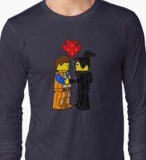 "Camiseta de manga larga ""Nos unimos perfectamente"""