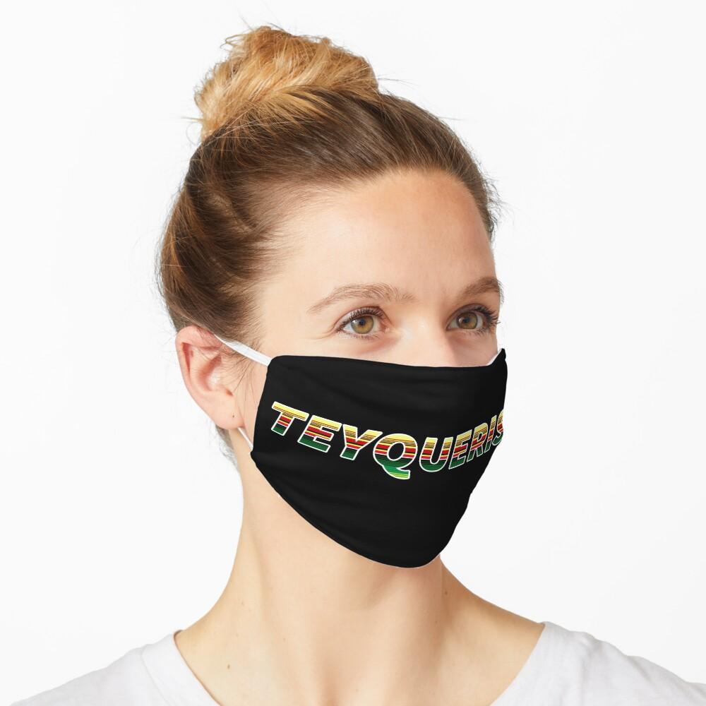 TEYQUERISI! Serape Pattern Mask