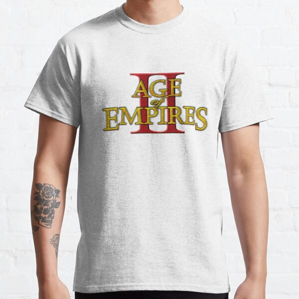 Age of Empires 2 logo Classic T-Shirt