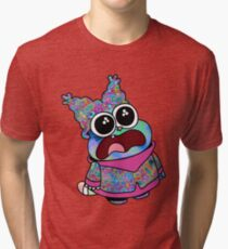 Trippy Chowder (No Rainbow) Tri-blend T-Shirt
