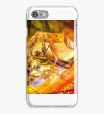 Veins of Distant Eyes iPhone Case/Skin