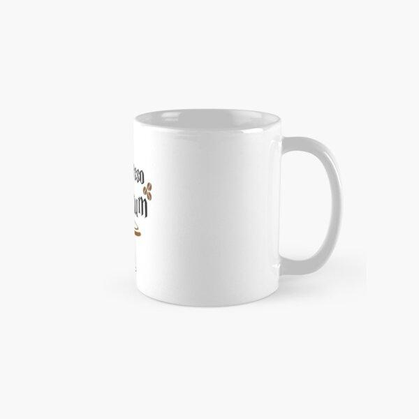 Sort magique de l'espresso Mug classique