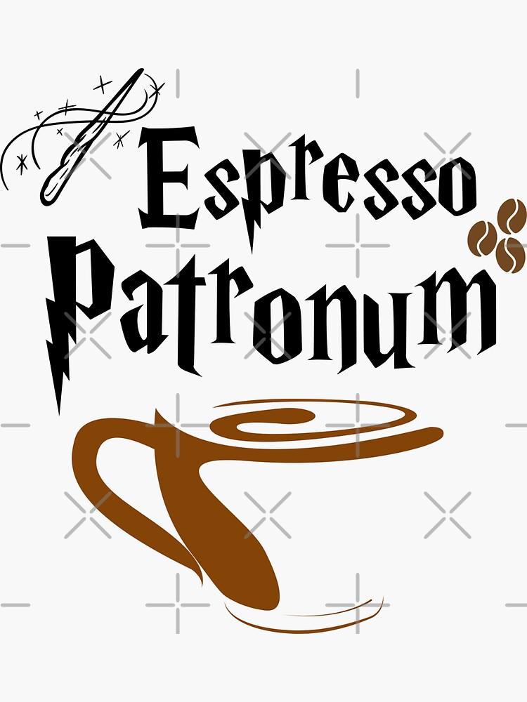 Espresso Magic Spell by WizardryArt