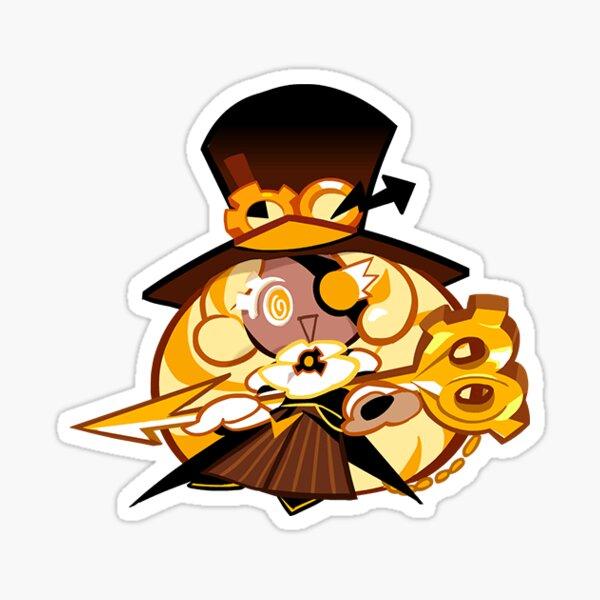 Timekeeper Cookie Sticker  Sticker