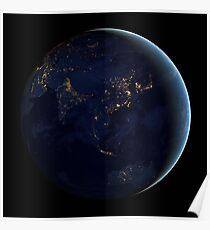 GLOBAL NIGHT Poster